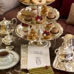 Tea time au Jardin d'Hiver - Crillon